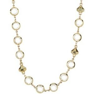 Ted Baker Crystal Row necklace